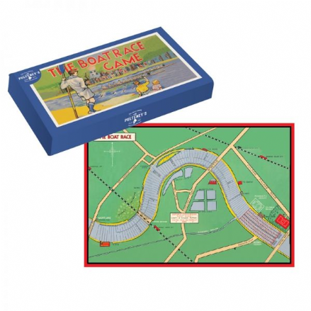 The Boat Race Board Game